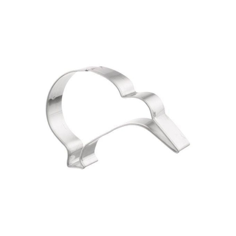 Stainless steel cookie cutter Kiwi from funky gifts nz