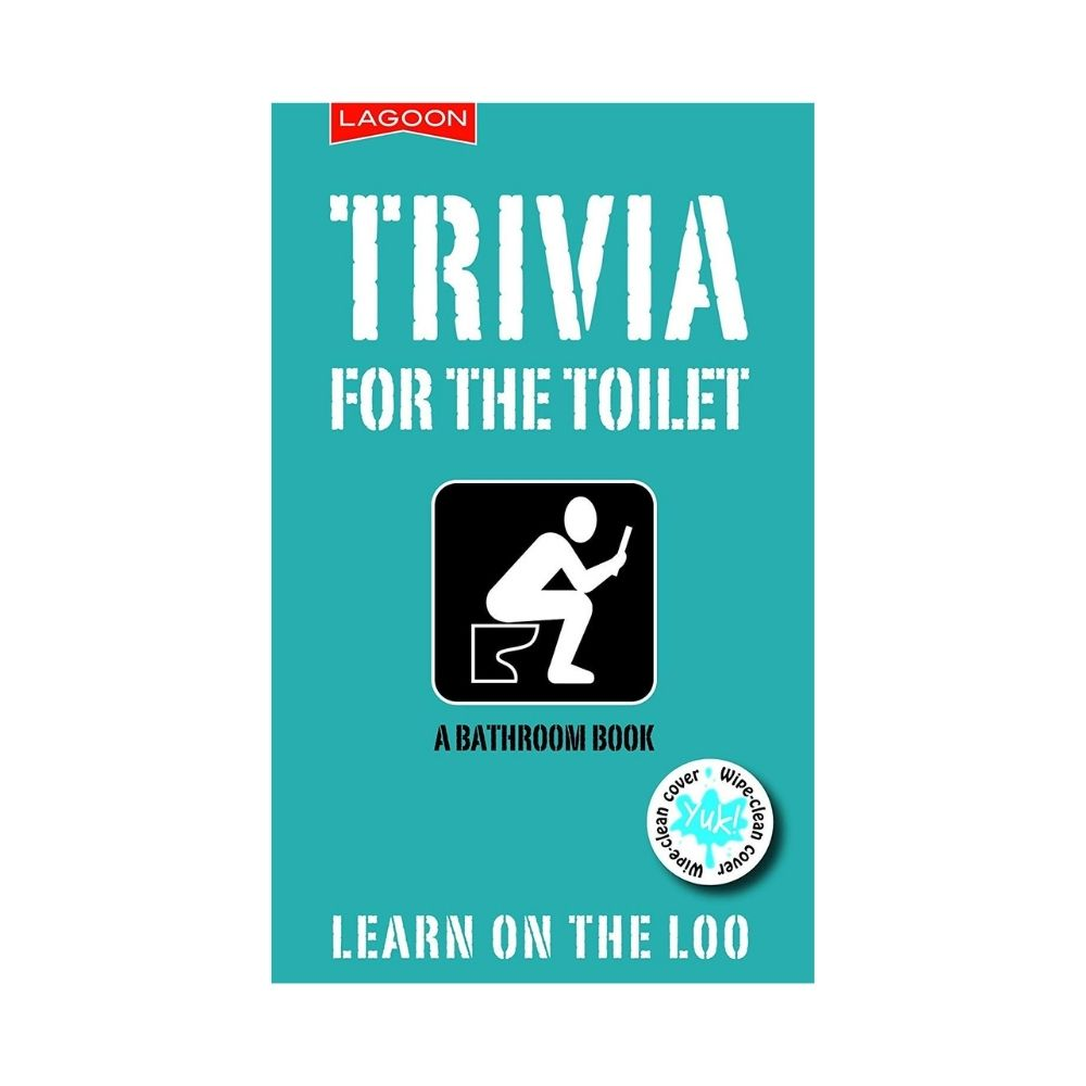 Trivia on the toilet from funky gifts nz