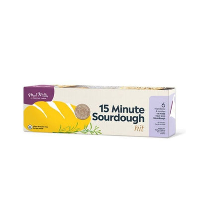 mad millie 15 minute sour dough kit from funky gifts nz