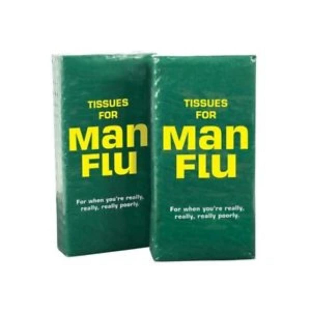 Tissues For Man Flu