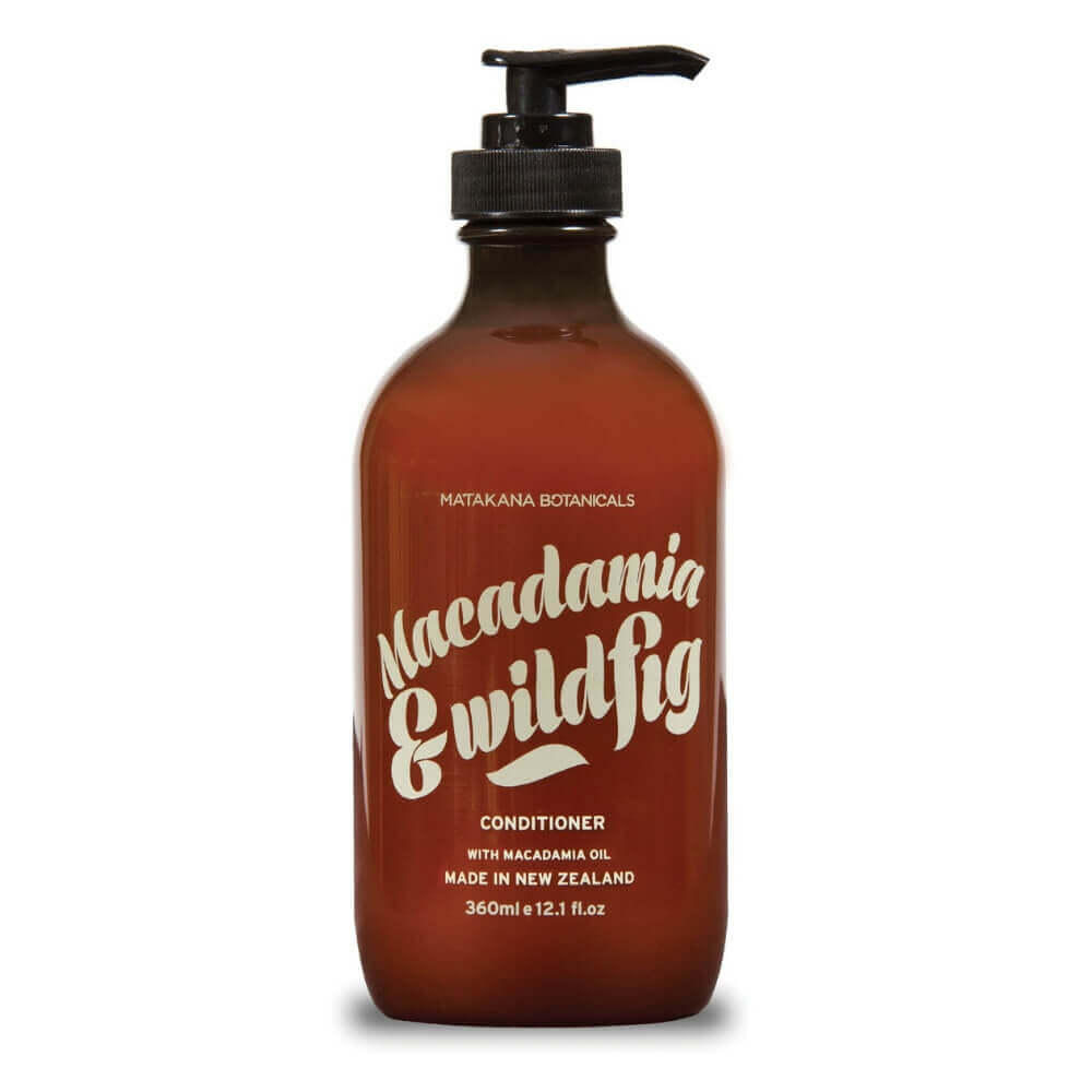 MATAKANA BOTANICALS MACADAMIA & WILDFIG - Conditioner