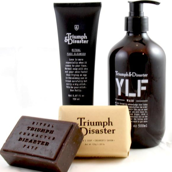 Triumph & Disaster Essentials Gift Pack