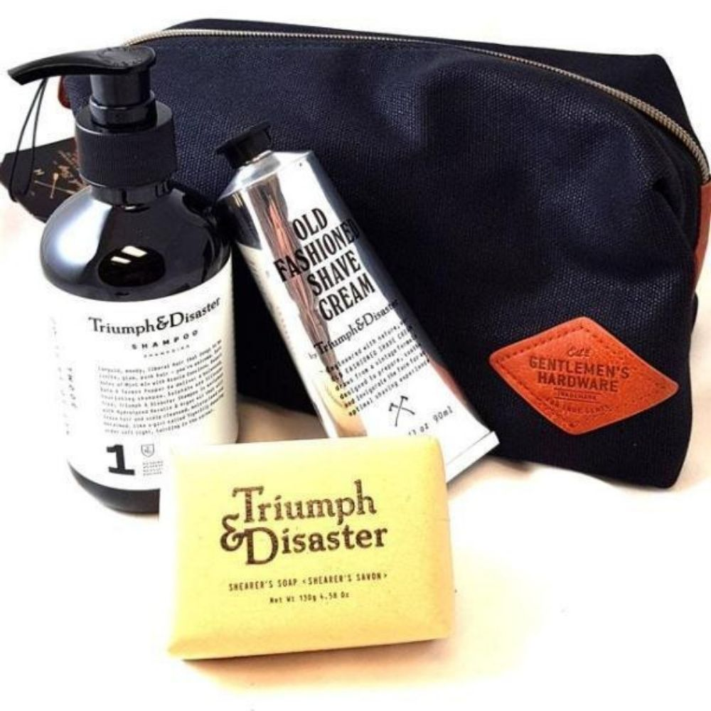 Deluxe Mens Cleanse Gift Packs from funky gifts nz