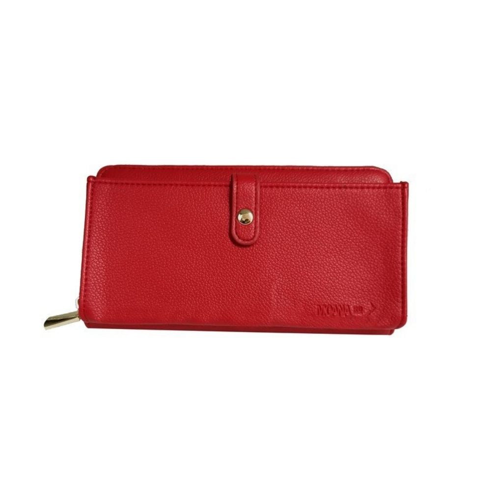 Fitzroy Wallet - Red