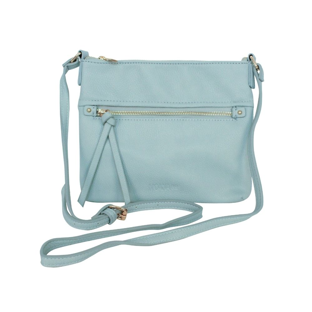 Moana Road Thorndon Hand Bag Blue from funky gifts nz