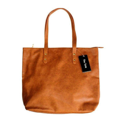 Moana road khandallah tote bag tan from funky gifts nz