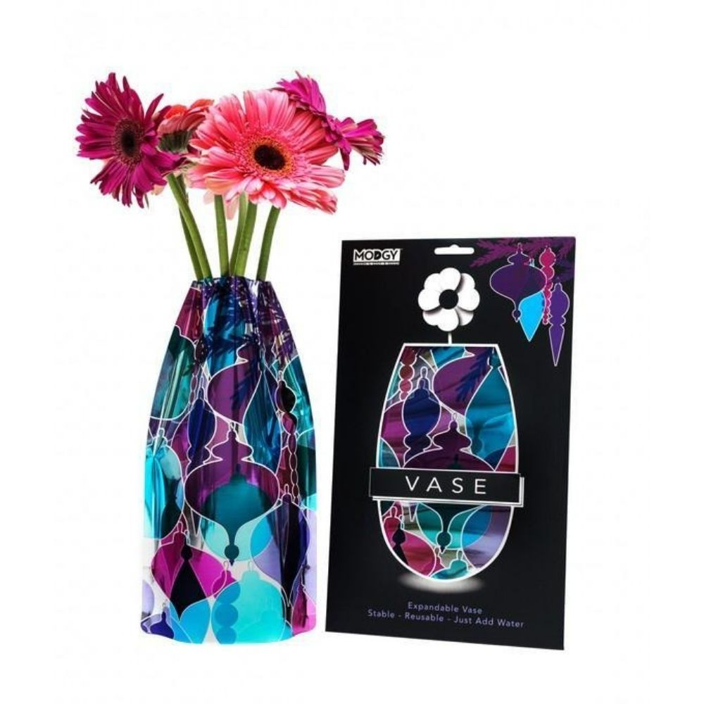 Kringle Modgy Vase from Funky gifts nz