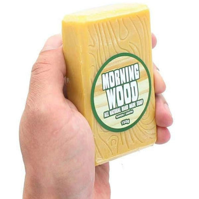 Morning Wood Novelty Soap from Funky Gifts NZ