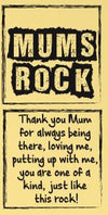 "Mum Rock ""Saying"""