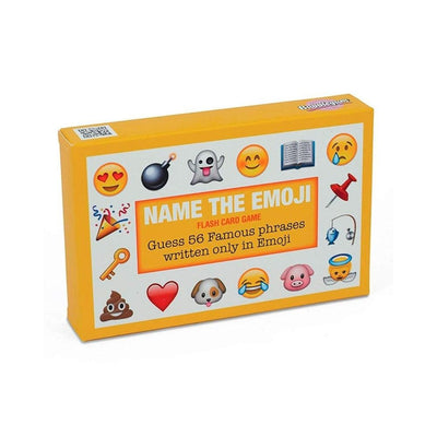 Name the Emoji game Famous Phrases edition from Funky Gifts NZ