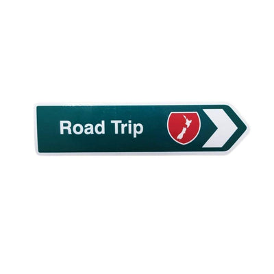 NZ Road Sign Magnet - Lifestyle