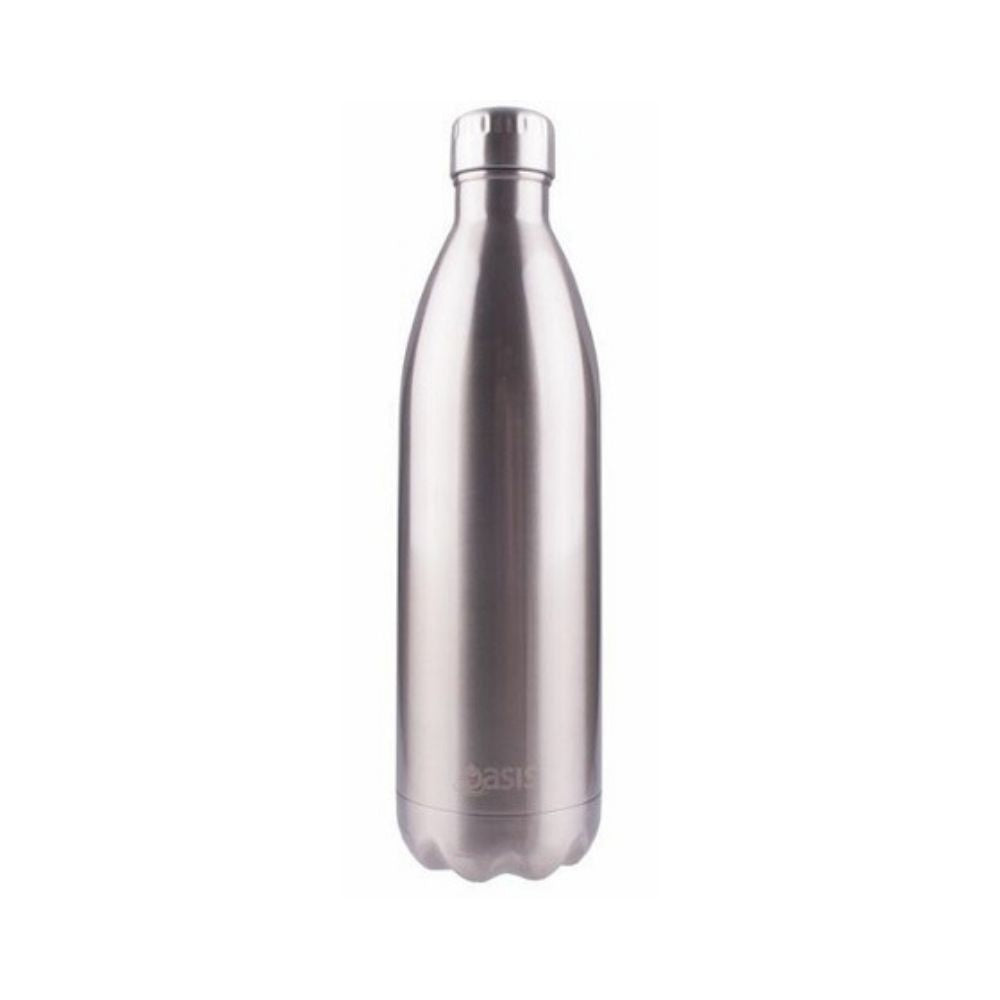 Oasis Drink Bottle 750ml Silver