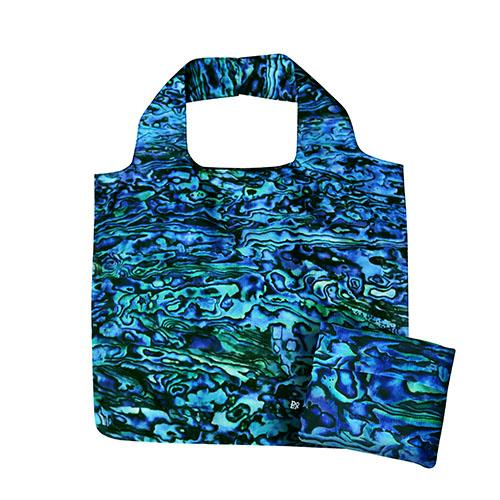 Fold Out Bag Pure Paua