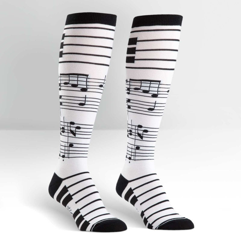 Sock It To Me Socks - Women's Knee - Footnotes