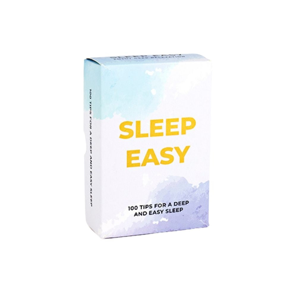 Sleep Easy - 100 Tips