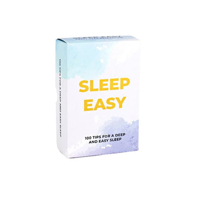 Sleep Easy 100 Tips from funky gifts nz