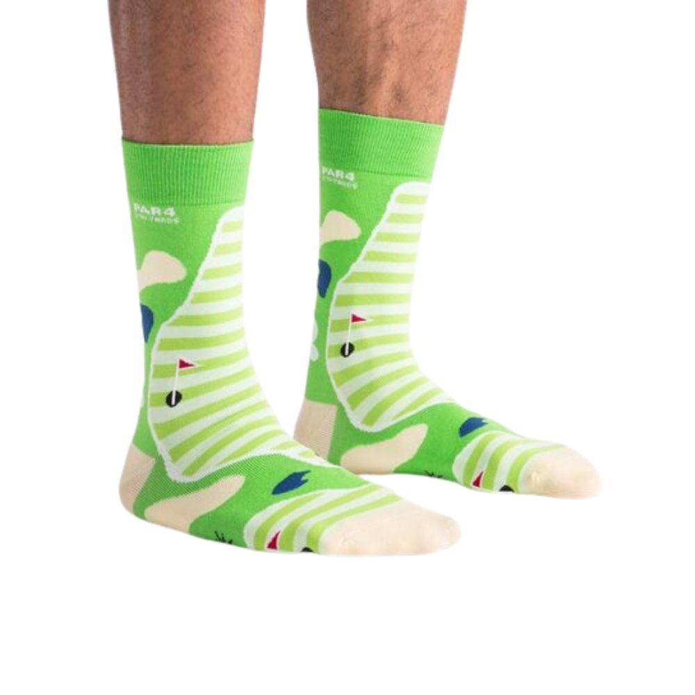 sock it to me par 4 socks from funky gifts nz