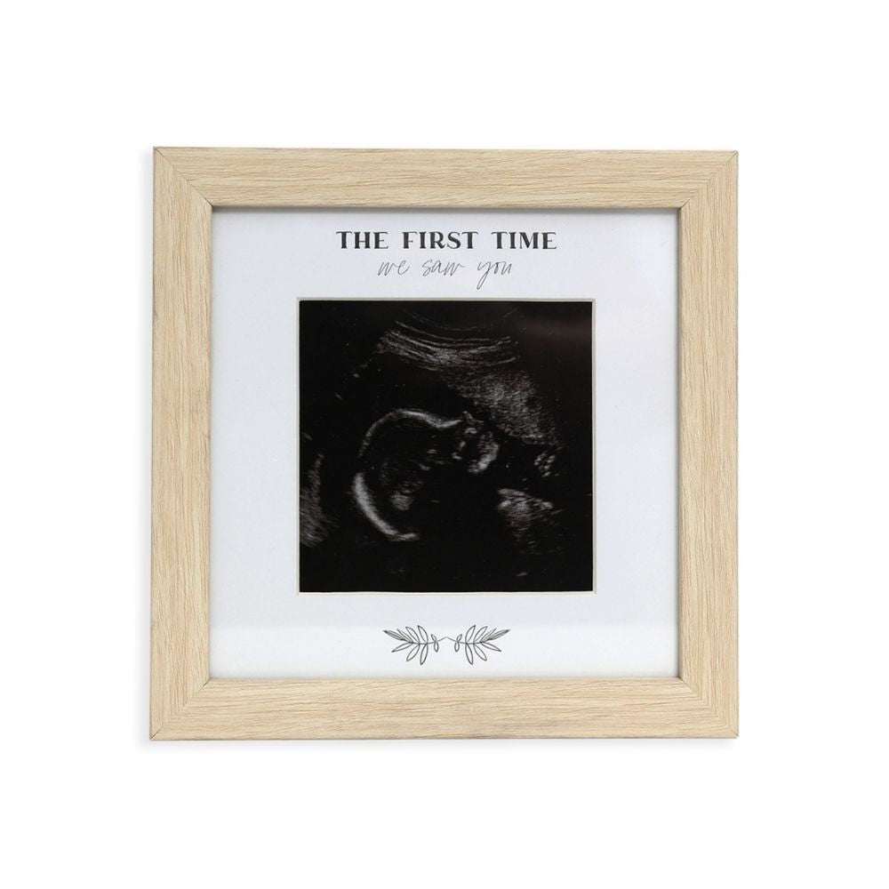 Baby First Scan Photo Frame from Funky Gifts NZ