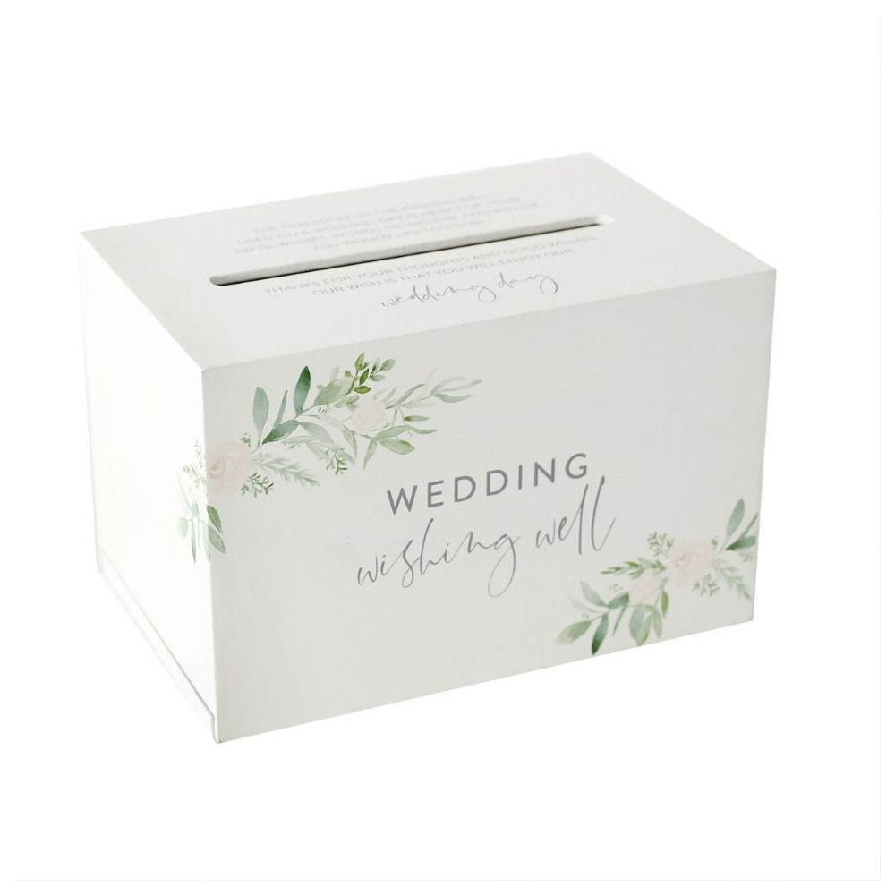 Splosh Wedding Wishing Well from funky gifts nz