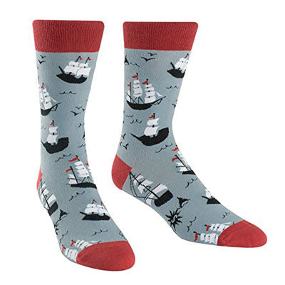 Sock It To Me - Men's Crew - Ship Shape