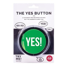 Yes Button Packaging