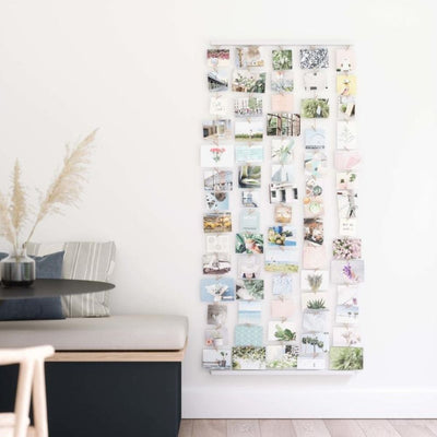 Umbra Large Hangit Photo Display White from funky gifts nz