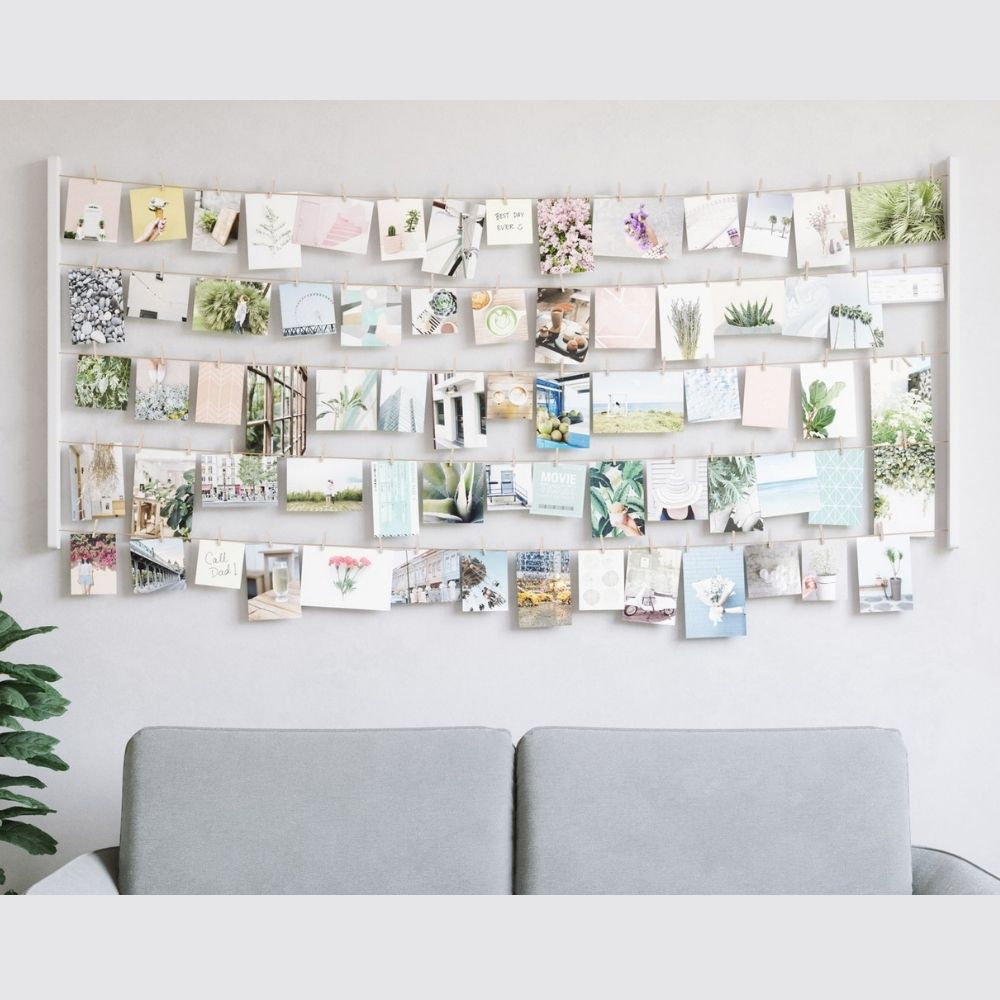 Umbra Large Hang It Photo Display - White