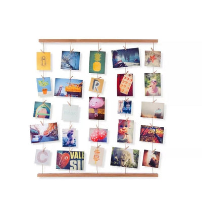 Umbra Hang It Photo Display Natural from Funky Gifts NZ