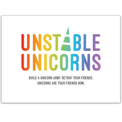 Unstable Unicorns Game