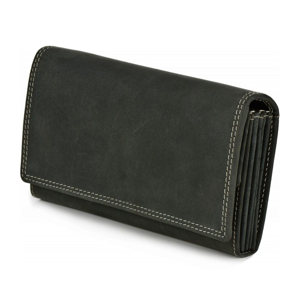 urban forest charlene wallet black from funky gifts nz