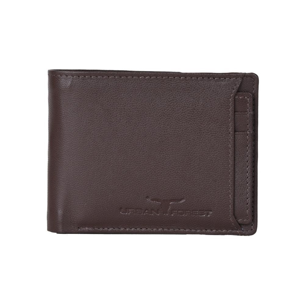 Urban Forest Sidka Leather Wallet/Cardholder - Serena Brown