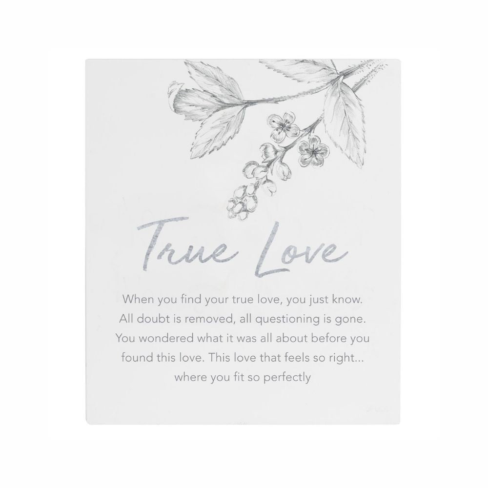 Wedding Verse - True Love