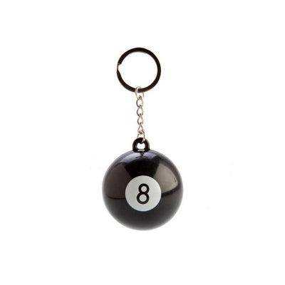 Magic 8 Ball Key Chain from Funky Gifts NZ