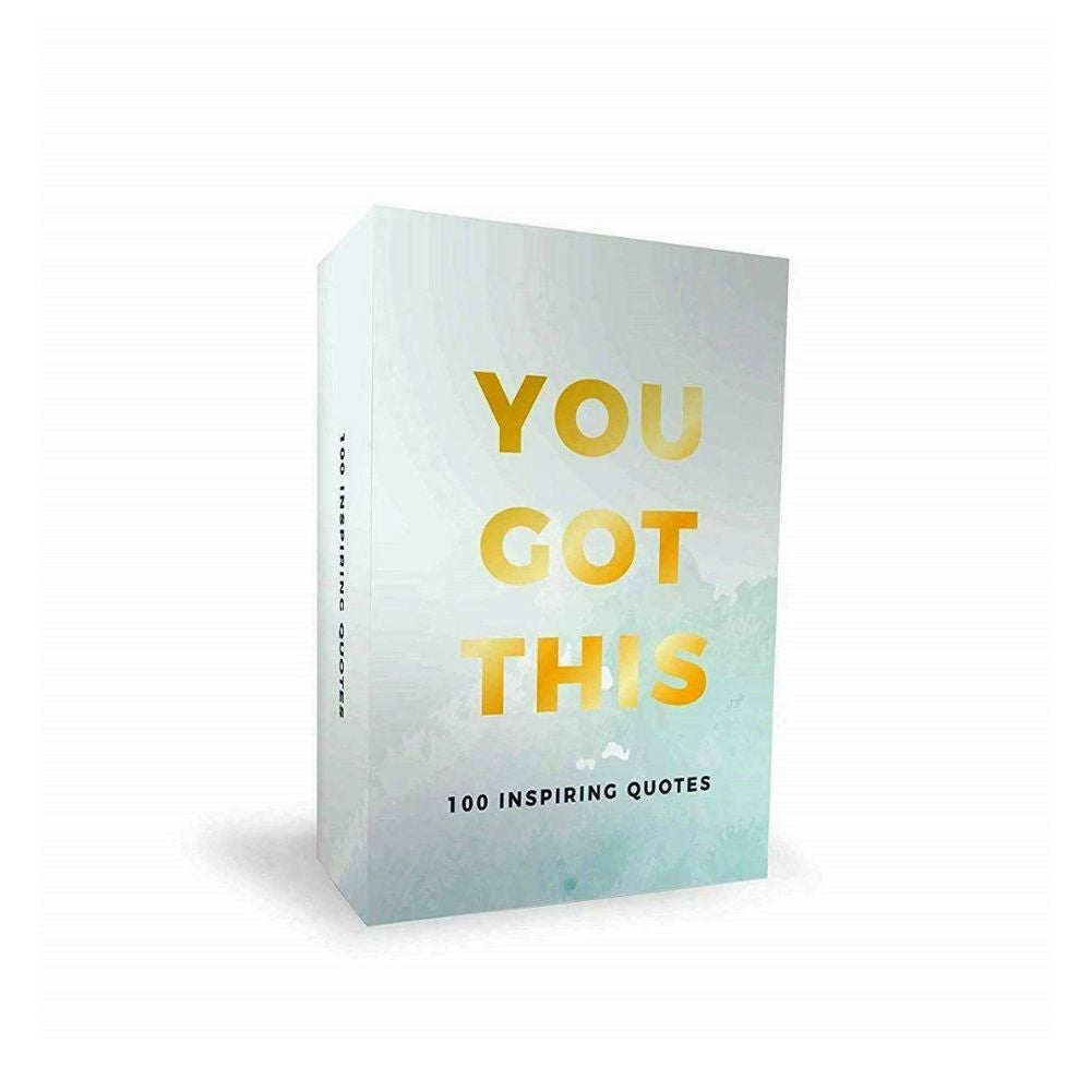 You got this inspirational cards from Funky Gifts NZ
