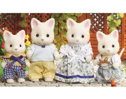 SF Silk Cat Family Set