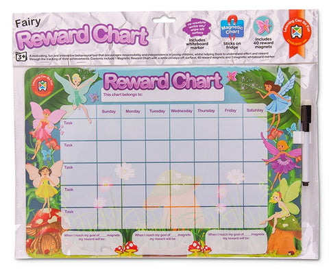 Fairy Magnetic Reward Chart