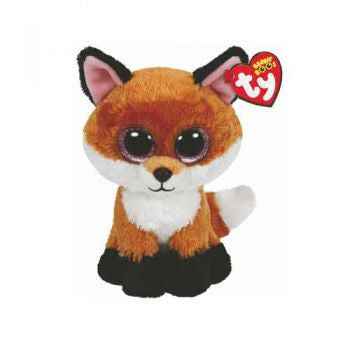 Ty Beanie Boos Regular Slick the Brown Fox