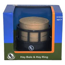 Hay Bale and Ring