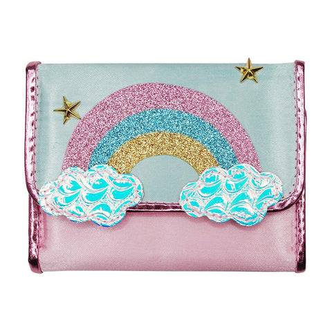 My fairytale wallet pale pink