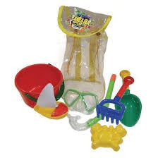 Palm Beach Beach & Snorkelling Set