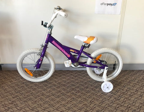 16inch Honey Bee BMX Purple