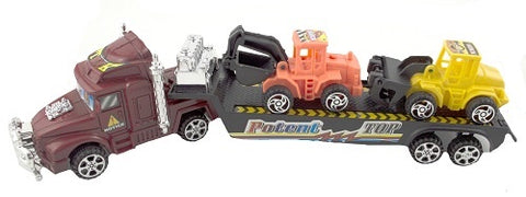 Friction Super Truck