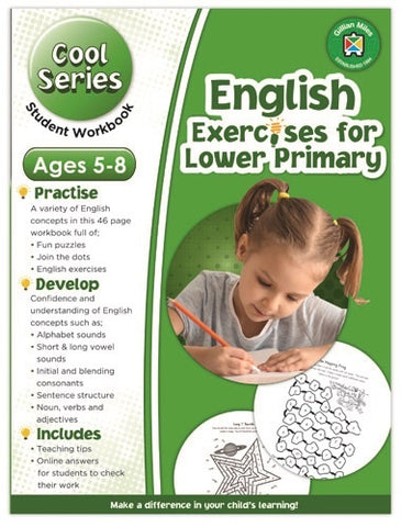 Cool English Exercises for Lower Primary