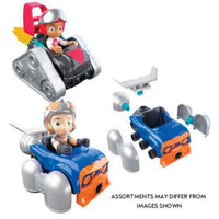Rusty Rivets Build Pack Assorted
