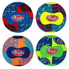 Wahu Soccer Ball Assorted