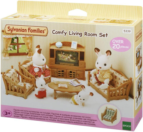 SF Comfy Living Room Set