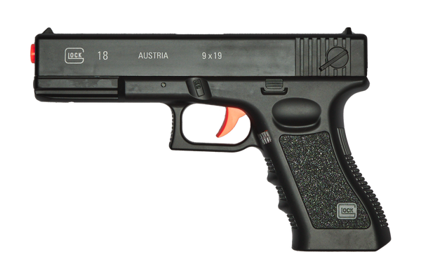 Toy Gun Battery Operated SKD Glock 18 Gel Blaster