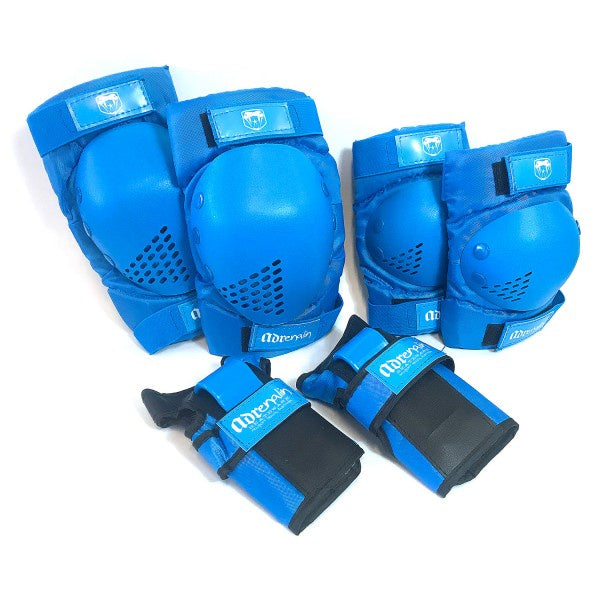 Adrenalin Skate Protect Child Small Blue 6pc