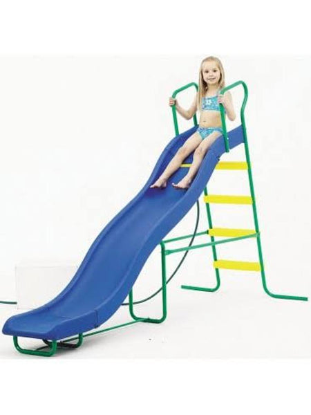 Playworld Plastic Water Slide Was $299.99 Now $199.99