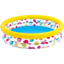 Intex 3 Ring Cool Dots Pool